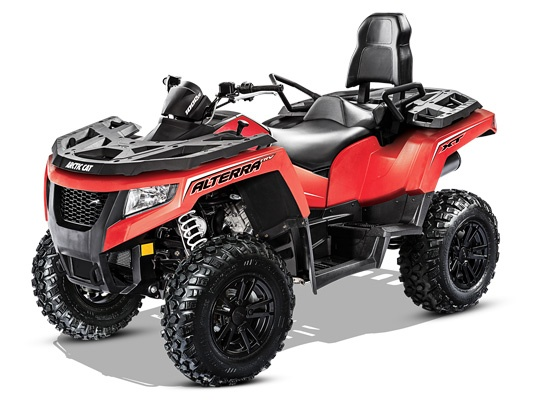 Фото квадроцикла Arctic Cat Alterra TRV 1000 XT