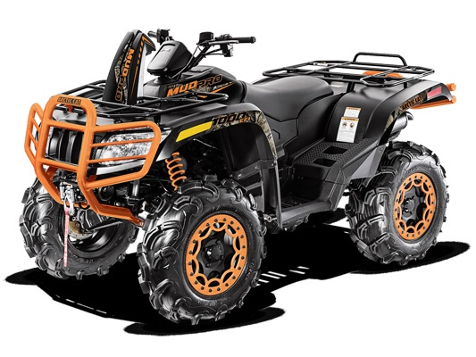 Фото квадроцикла Arctic Cat MudPro 1000 Limited EPS