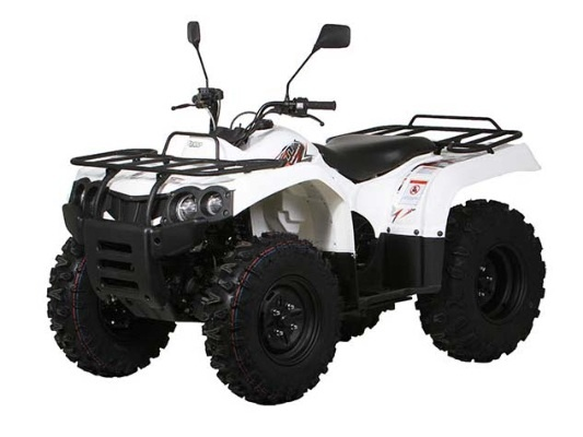 Фото квадроцикла Baltmotors ATV 400 EFI