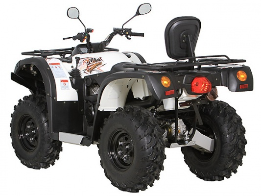 Фото квадроцикла Baltmotors ATV 500 EFI