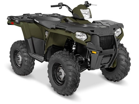 Фото квадроцикла Polaris Sportsman 450 H.O.