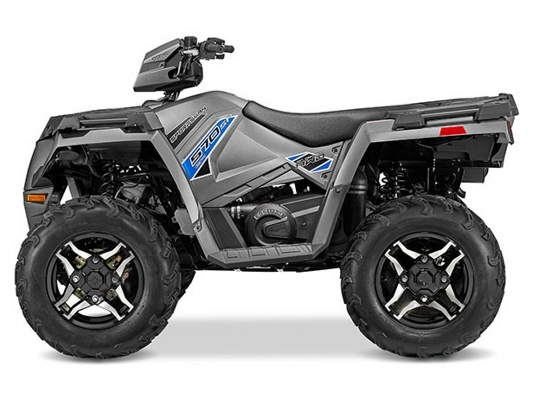 Фото квадроцикла Polaris Sportsman 570 SP