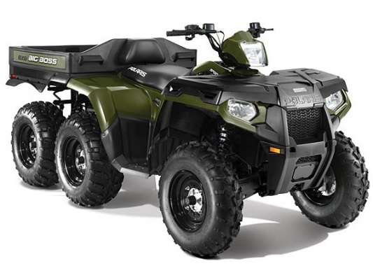 Фото квадроцикла Polaris Sportsman 800 Big Boss 6x6