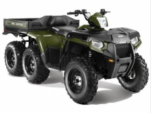 Фото Polaris Sportsman 800 Big Boss 6x6  №2