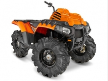 Фото Polaris Sportsman 850 High Lifter  №3