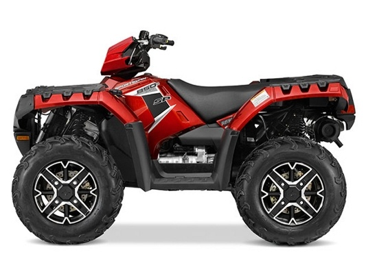 Фото квадроцикла Polaris Sportsman 850 SP
