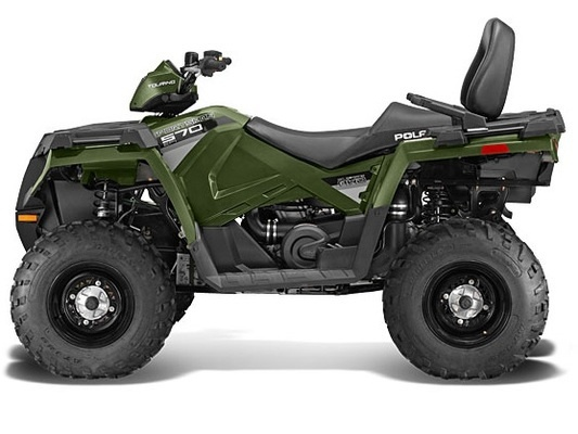 Фото квадроцикла Polaris Sportsman Touring 570