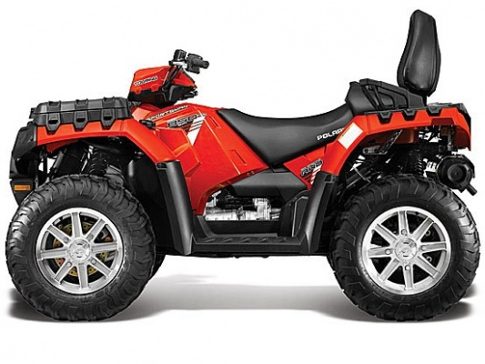 Фото квадроцикла Polaris Sportsman Touring 850 H.O. EPS