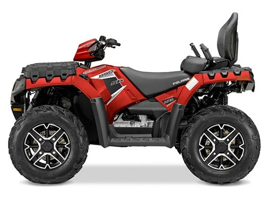 Фото квадроцикла Polaris Sportsman Touring 850 SP