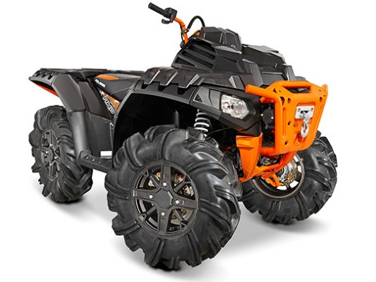 Фото квадроцикла Polaris Sportsman XP 1000 High Lifter
